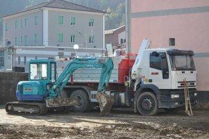 Borghetto di Vara - in aiuto agli alluvionati