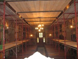 Restauro chiesa di Ravarano