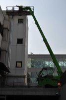 Miglioramento sismico e nuovi uffici CEDACRI