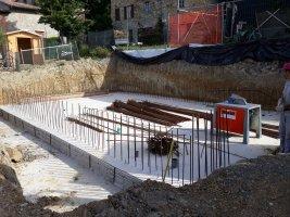 Demolizione e ricostruzione a Sodina di Cozzano