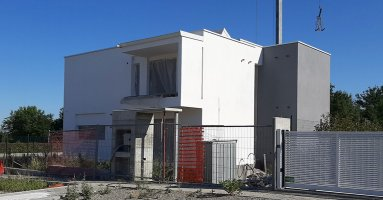 Villa monofamiliare classe nZEB a Parma